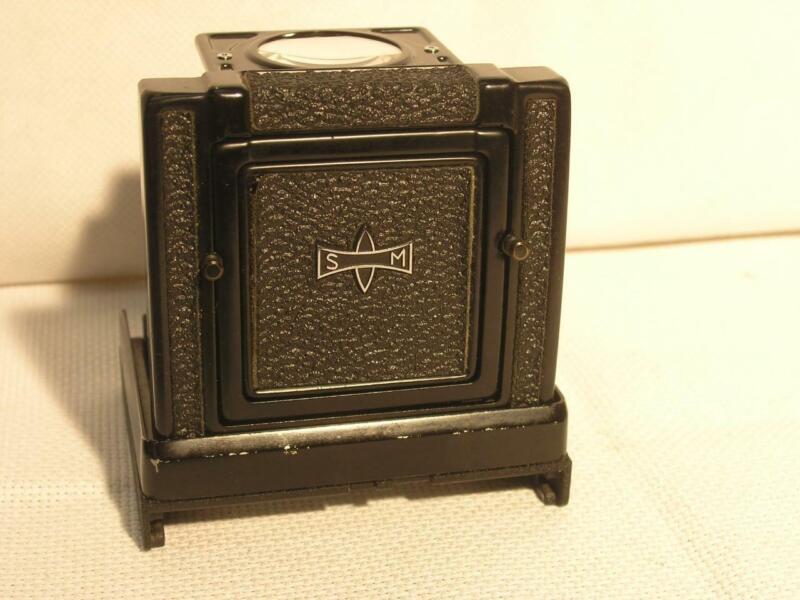 Mamiya Waist-Level Finder For C220 C330 TLR Cameras