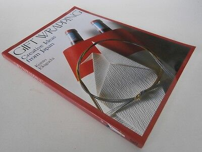 Gift Wrapping - Creative Ideas from Japan - Softcover 1990 - Ekiguchi