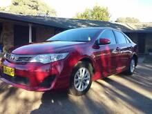 2013 Toyota Camry Sedan Private Sale, Lovely Comfy car Glen Innes Glen Innes Area Preview