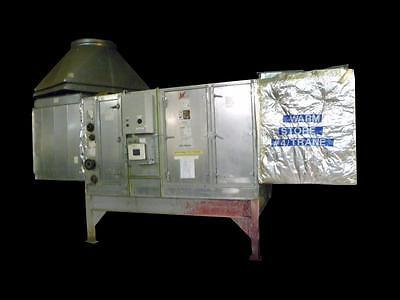TRANE M SERIES 4 SECTION CLIMATE CHANGER AIR HANDLER MODEL MCCB030UA0C0UA