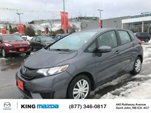 2016 Honda Fit LX VERSATILE..ECONOMICAL..HEATED SEATS..BLUETOOTH