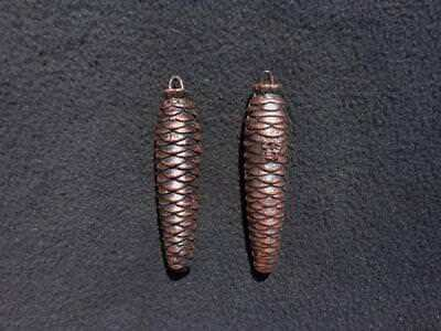 2 Cuckoo German Weights Black Forest 275 Grams Regula Sohne Heco Herr Angem 25