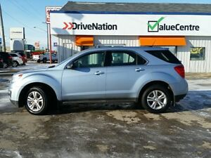 2014 Chevrolet Equinox LS PST PAID***GOOD ON GAS***LOTS OF ROOM