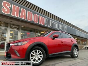 2016 Mazda CX-3 LEATHER -B/U CAM -HEATED SEATS -BLUETOOTH