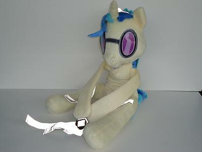MY LITTLE PONY DJ PON-3 CARTOON MIGHTY FINE PLUSH BACKPACK BAG