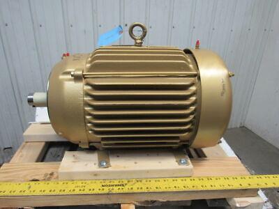 Baldor Vem2333t 15hp 1765rpm 3ph 230460v 254tc 1-58 Shaft Electric Ac Motor