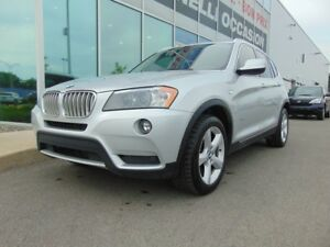 2013 BMW X3 28i XDRIVE PANO ROOF XDRIVE LEATHER PANO ROOF