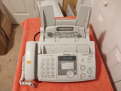 Panasonic Kx-fhd331 Fax Copy Machine Copier Plain Paper Caller Id Telephone