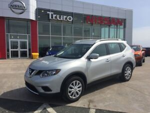 2015 Nissan Rogue S Certified! Rates start at 1.99%