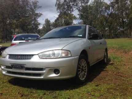 2002 Mitsubishi Lancer Coupe Maraylya The Hills District Preview