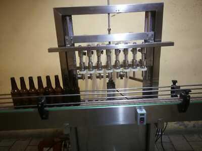 8-valve Bottle Filler