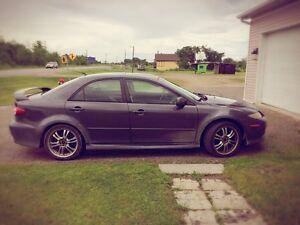 Mazda 6 à vendre!!!