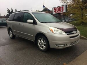 2004 Toyota Sienna AWD,LE,LEATHER,SAFETY+YEARS WARRANTY INCLUDED