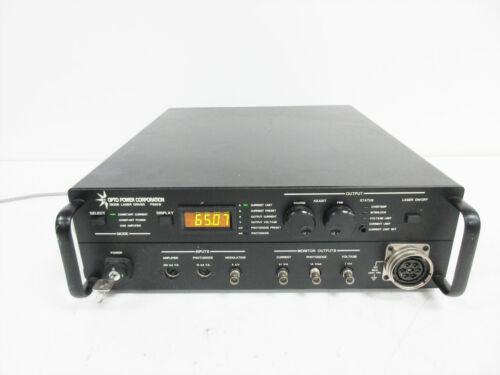 OPTO POWER CORP PS6510 65 A 10 V DIODE LASER POWER SUPPLY DRIVER