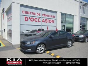 2014 Kia Optima EX 18 000 KM LEATHER CAMERA