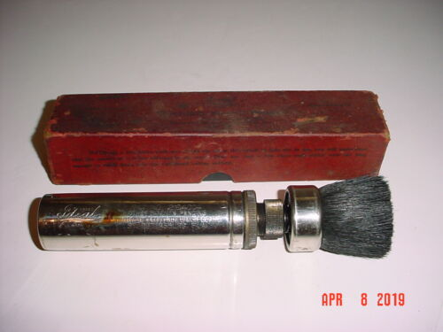 VINTAGE IDEAL MASTER MODEL FOUNTAIN STENCIL BRUSH - UNIVERSAL FOUNTAIN BRUSH CO.