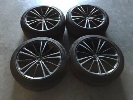 5x100 Toyota 86 GTS and Subaru BRZ 17 inch Wheels Set / Rims Set Clayton South Kingston Area Preview
