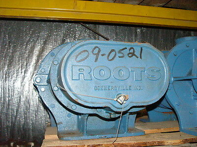 Roots Rotary Pump Blower Type Xa Size 610