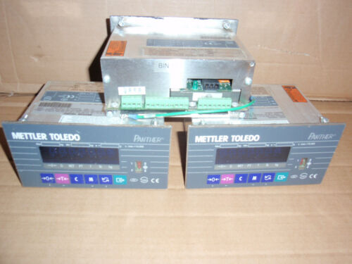 PTPN1600000 Mettler Toledo Panther Terminal Weigh Scale Interface PTPN-1600-000*