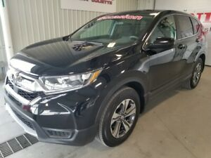 2017 Honda CR-V LX AWD 4x4 bas millage certifié