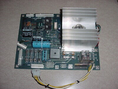 Data East Pinball Power Supply Board, 520-5000-00, Refurbished, Tested 100% #1