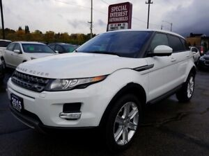 2015 Land Rover Range Rover Evoque Pure Plus NAVIGATION !!  G...