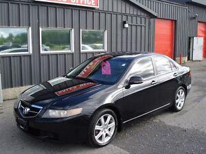 2004 Acura TSX Leather Alloys Sunroof