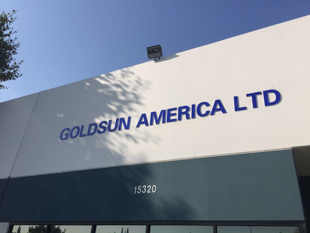 Goldsun America LTD