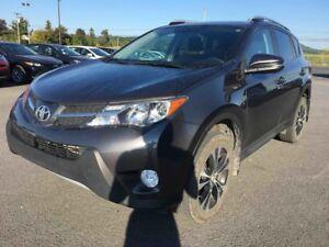 2015 Toyota RAV4 XLE AWD GPS MAG TOIT BLUETOOTH