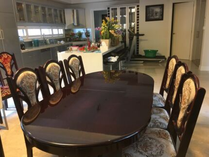 Dining table set,