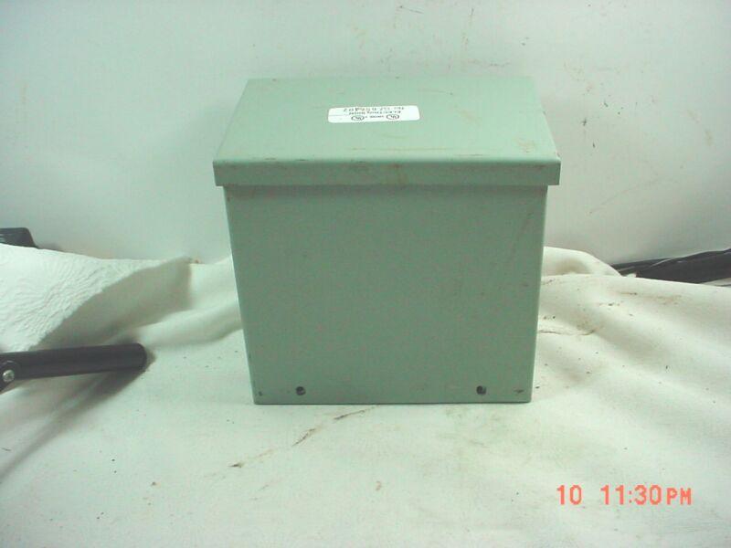 Hoffman A6r64 Nema Type 3r Screw Cover Wall Mount Enclosure