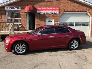2012 Chrysler 300 C 300C 5.7 Hemi Leather Pano Roof Navigation