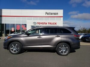 2016 Toyota Highlander XLE Great fun for the entire family.