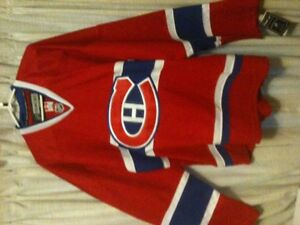Authentic NHL Montreal Canadiens Jersey NEW !