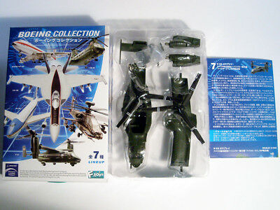 1/144 Boeing Collection #7 V-22 Osprey Knighthawks +