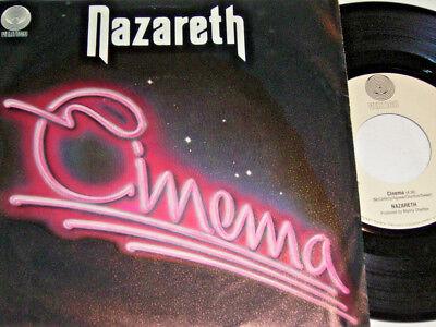 """Nazareth Cinema & This flight tonight Live (1986 Dutch 7"""") 4536 comprar usado  Enviando para Brazil"""