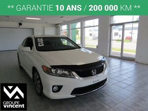 2013 Honda Accord EX COUPÉ**ANTIROUILLE GARANTIE**