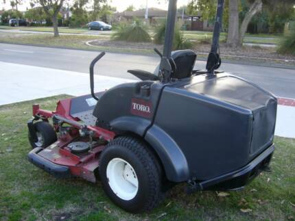 Toro GroundMaster Commercial  7210 Turbo Charged Diesel Zero Turn
