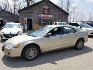 2006 Chrysler Sebring Touring, AUTOMATIC, LOW LOW KMS, Certified