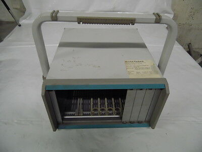 Siemens Modac J31035 A4586 L1 C2 Data Acquisition Controller Chassis