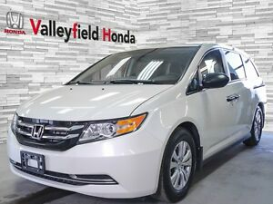 2015 Honda Odyssey SE CERTIFIÉ  8 PASSAGERS MAGS CRUISE
