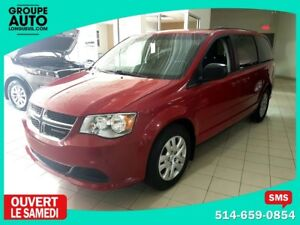2014 Dodge Grand Caravan SXT/ STOW N GO / 7 PLACES / 2 AIR CLIMA