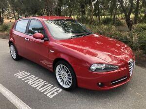 2007 Alfa Romeo 147 MY06 JTD 6 Speed Manual Hatchback