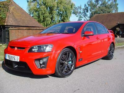 Vauxhall VXR8 6.2 LS3 V8 HSV manual Holden Viewings by App. FREE DELIVERY