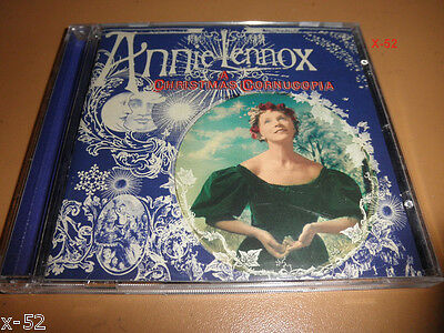 ANNIE LENNOX cd A CHRISTMAS CORNUCOPIA holiday FIRST NOEL x-mas Eurythmics ()