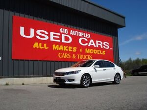 2013 Honda Accord Sedan SPORT  Loaded