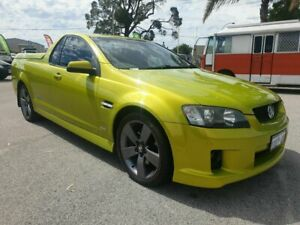 2007 Holden Ute VE SS V Green Sports Automatic Utility