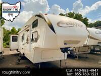 2011 Keystone Cougar 322QBS