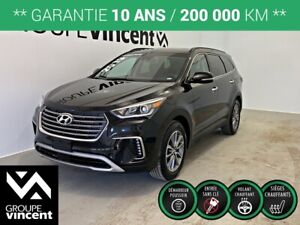 2019 Hyundai Santa Fe XL PREFFERED AWD 7 PASSAGERS **GARANTIE 10