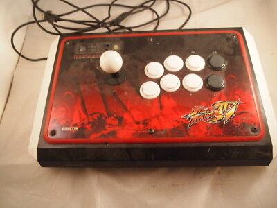 Mad Catz Arcade Fighter Tournament Edition Fightstick Pro X Box Street Fighter 4 comprar usado  Enviando para Brazil